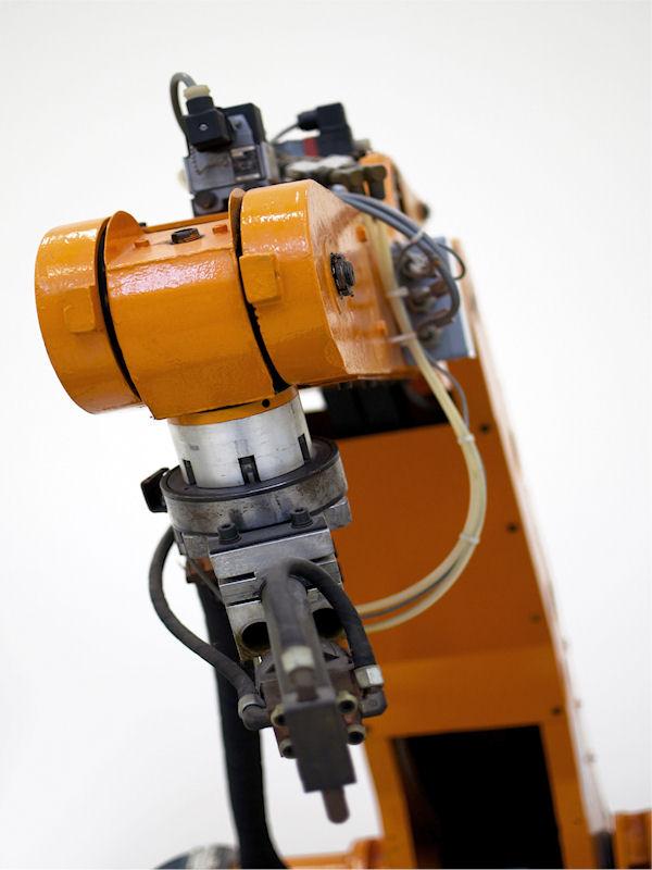 roboter teach in