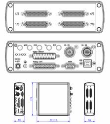 Set 2x GSV-8DS