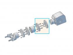 K6D130-Adapter Set