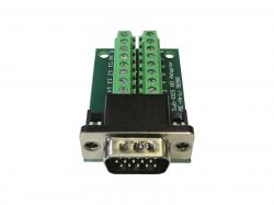 Adapter SubD15HD