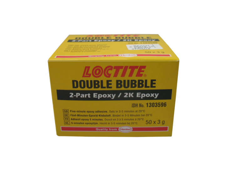Loctite Permabond-Double-Bubble Pack50