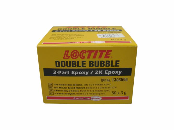 Loctite Permabond-Double-Bubble Pack50