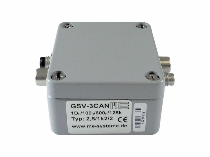 GSV-3CAN 05-2,5/1k2/2