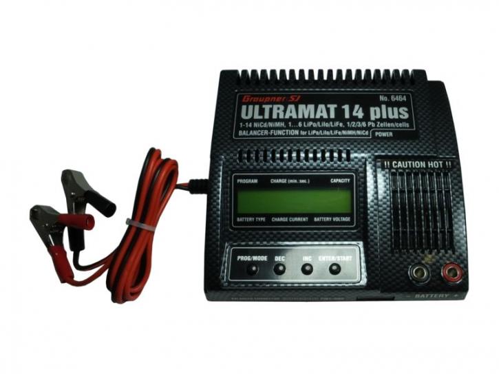 Charger Ultramat 14 plus