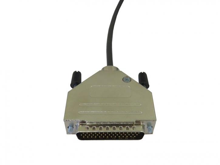 Configuration D-Sub44/m/HD/TEDS