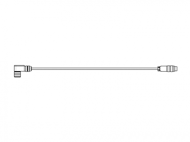 Connection cable M16/24p/f-m16/24p/m
