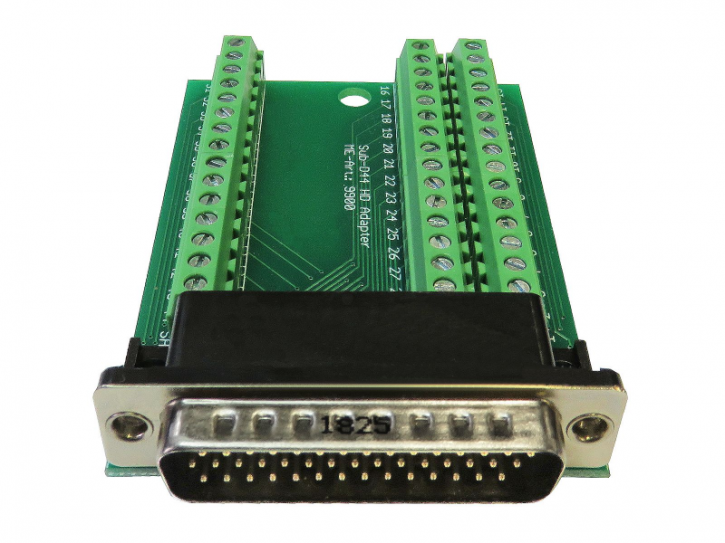 Adapter SubD44HD
