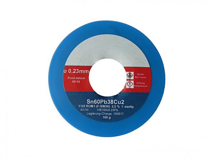 Sn60Pb38Cu2-100g
