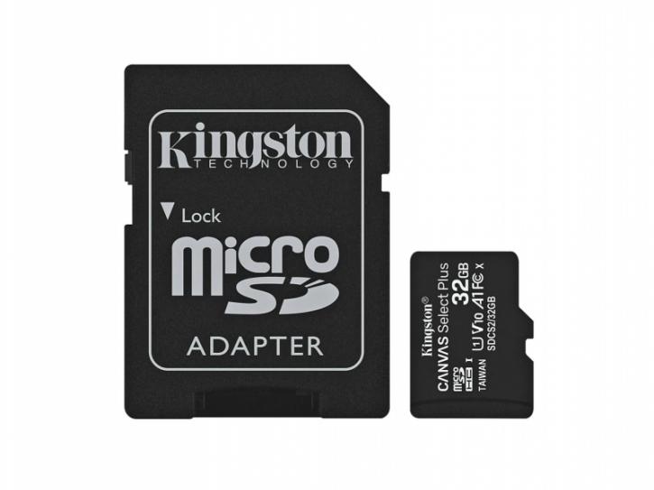 SD-card micro 32GB