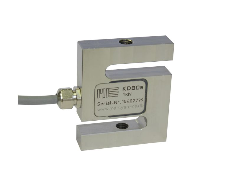 KD80s s-type force sensor - ME-Systems