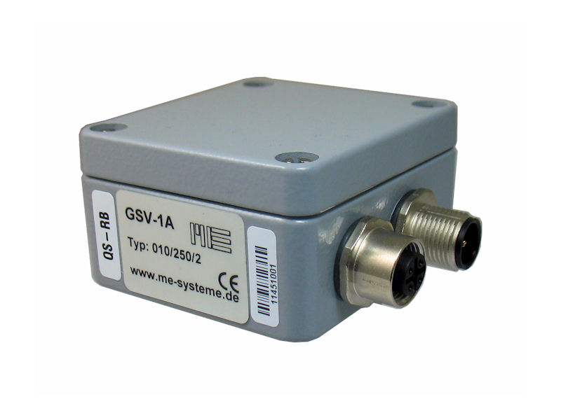 GSV-1A analog measuring amplifier - ME-Systems