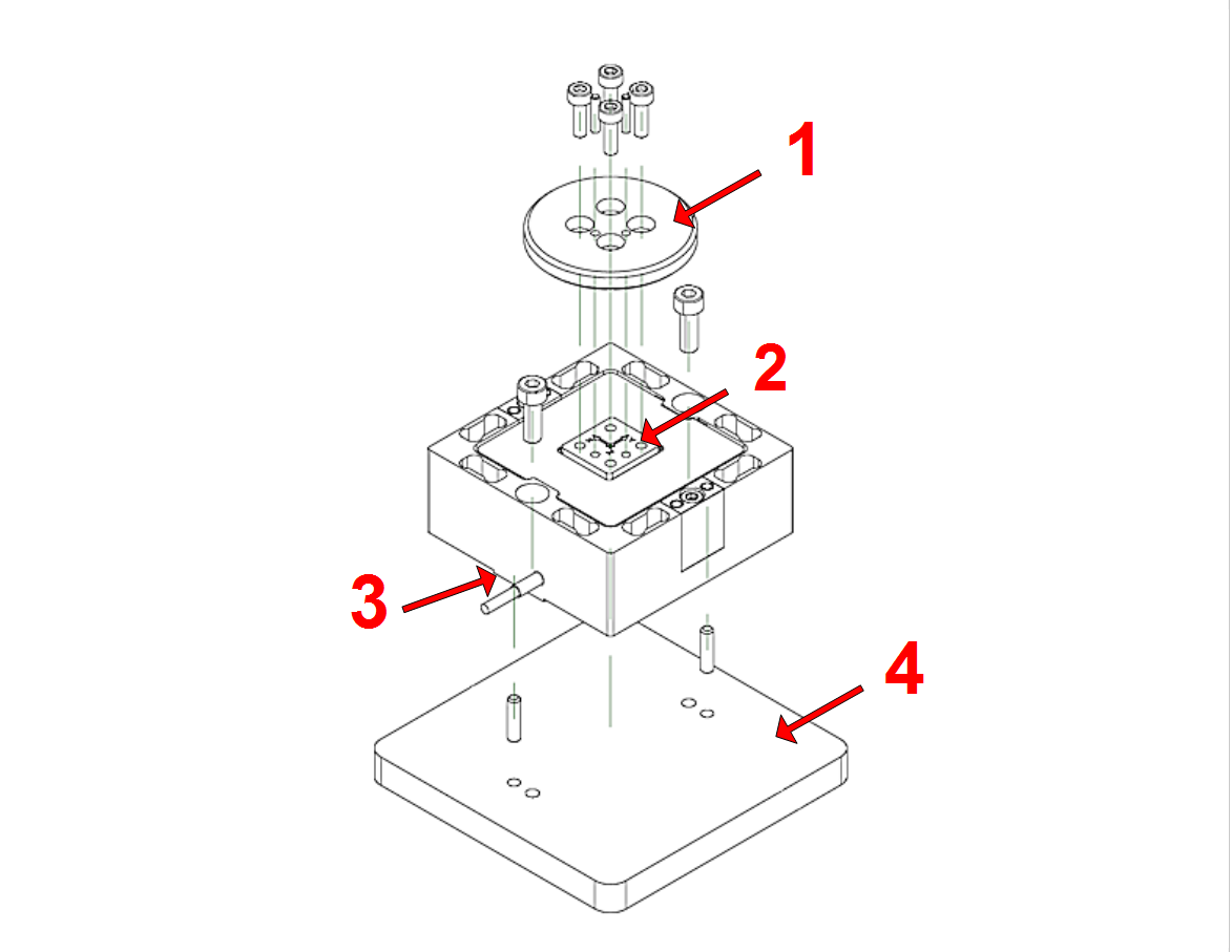 K3D60a 3-Axis force sensor - ME-Systeme