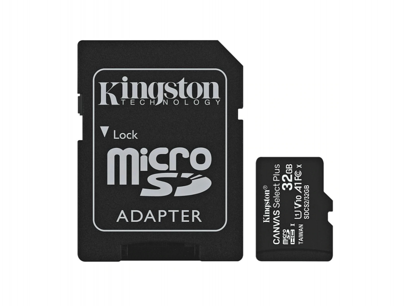SD-card micro 32GB