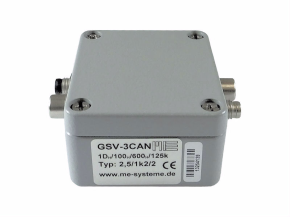 GSV-3CAN 05-2,5/1k2/2