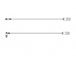 Connection cable MP11/f-M16/24p/m