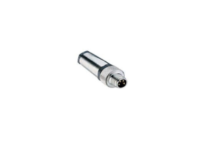 M8 round plug 4p/m solder connection