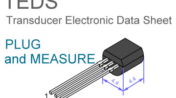 TEDS Plug and Measure